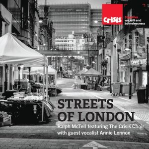 Ralph McTell的專輯Streets of London (feat. The Crisis Choir & guest vocalist Annie Lennox)