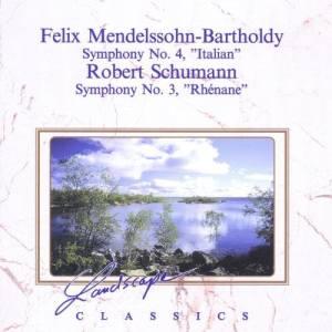 Philharmonische Vereinigung Arte Sinfonica的專輯Felix Mendelssohn-Bartholdy: Sinfonie Nr. 4, A-Dur, op. 90 & Robert Schumann: Sinfonie Nr. 3, Es-Dur, op. 97