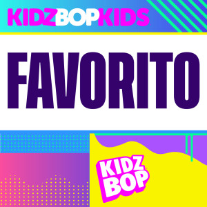 Album Favorito from Kidz Bop Kids