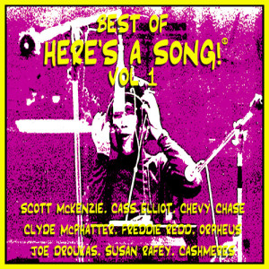 Album Best of Here's a Song! (You Might Have Missed), Vol. 1 from Various Artists
