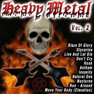 Album Heavy Metal Vol.2 from Warriors of Heavy