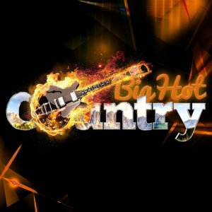 Album Big Hot Country from New Country Collective