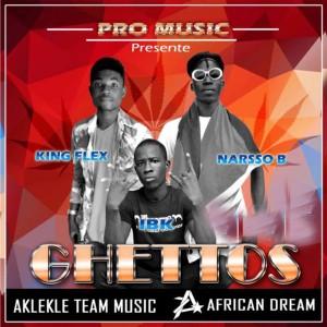 Album Ghettos from IBK