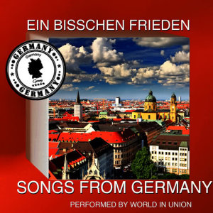 Album Ein Bisschen Frieden: Songs from Germany from World In Union