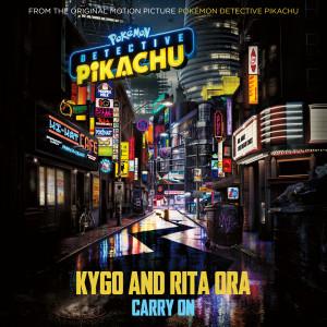 "收聽Kygo的Carry On (from the Original Motion Picture ""POKÉMON Detective Pikachu"")歌詞歌曲"