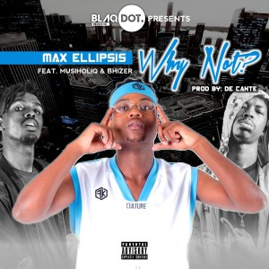 Album Why Not (Explicit) from Max Ellipsis