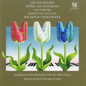 Isabelle van Keulen的專輯Sonate per violino e pianoforte, Op. 82 - Great Expectations, Op. 26