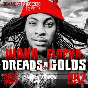 Album Dreads n' Golds from Waka Flocka