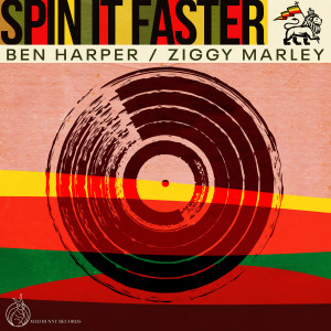 Album Spin It Faster from Ben Harper