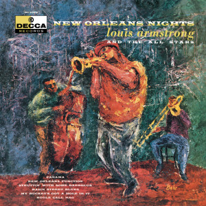 Louis Armstrong And The All-Stars的專輯New Orleans Nights