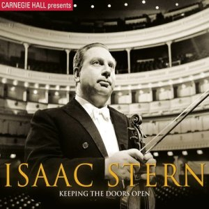 Album Keeping the Doors Open from Isaac Stern