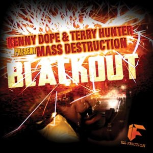 Album Blackout from Kenny Dope