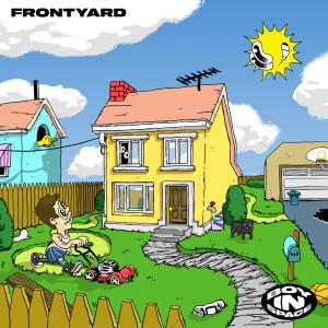 Album FRONTYARD EP from Boy In Space