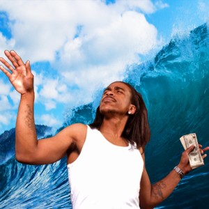 Album Wave Pack from Max B