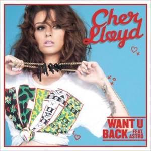Cher Lloyd的專輯Want U Back