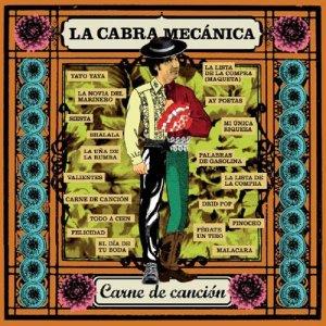 Album Carne de cancion from La Cabra Mecanica
