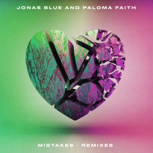 Album Mistakes from Jonas Blue