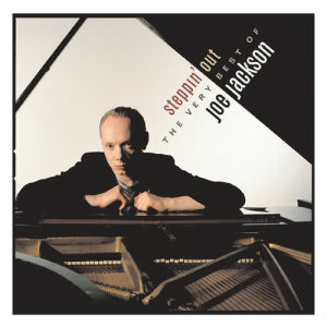 Album Steppin' Out from Joe Jackson