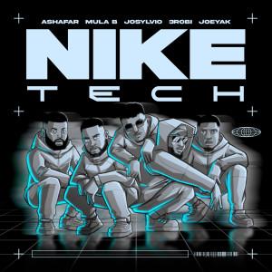 Album NIKE TECH (Explicit) from Ashafar