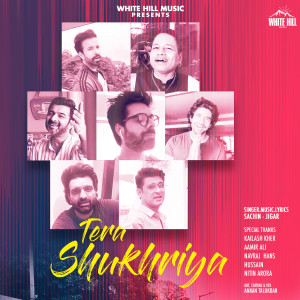 Album Tera Shukhriya from Sachin Jigar