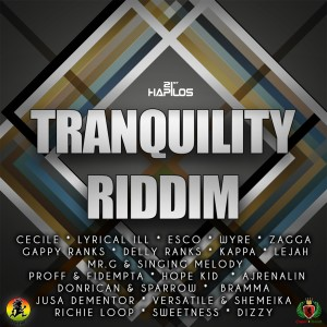 Album Tranquility Riddim (Explicit) from Various Artists