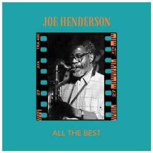 Album All the Best from Joe Henderson