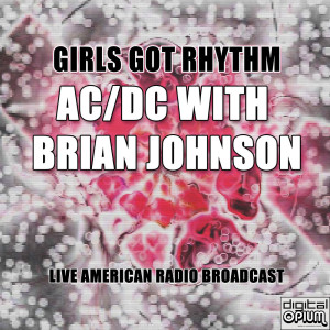 Girls Got Rhythm (Live)