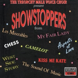 Album Showstoppers from Treorchy Male Voice Choir