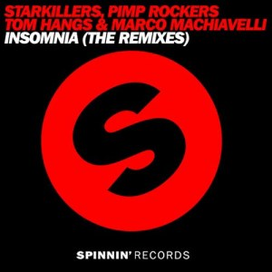 Album Insomnia (The Remixes) from Starkillers