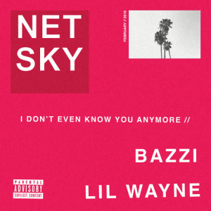Netsky的專輯I Don't Even Know You Anymore