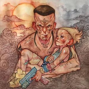 Album 2•GOLDEN DAWN•7 from Die Antwoord