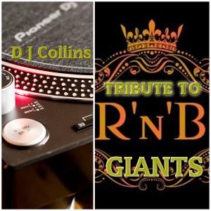 Album DJ Collins Tribute to R&B Giants from DJ Collins