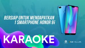 Jadi Hardcore Fans Di Sini & Menangkan Smartphone Honor9i