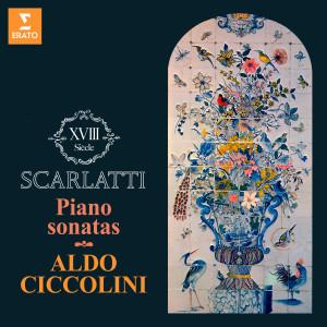 Aldo Ciccolini的專輯Scarlatti: Piano Sonatas, Kk. 1, 9, 64, 87, 159, 239, 259, 268, 377, 380, 432 & 492