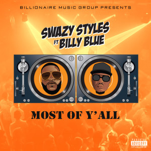 Album Most of Y'all (Explicit) from Billy Blue