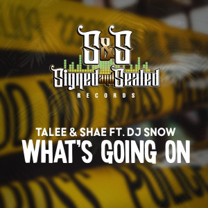 Album Whats Going On from Shae