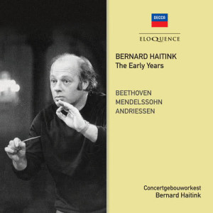 Bernard Haitink的專輯The Early Years