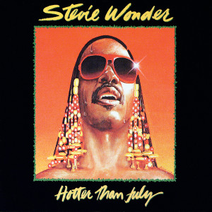 Hotter Than July 1980 Stevie Wonder