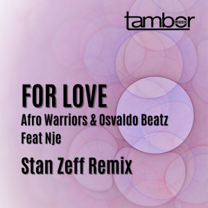 Album For Love from Afro Warriors