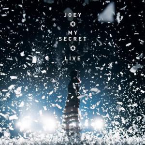 容祖兒的專輯Joey • My Secret • Live