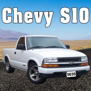 Sound Ideas的專輯Chevy S 10 Sound Effects