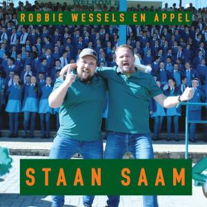 Album Staan Saam from Robbie Wessels