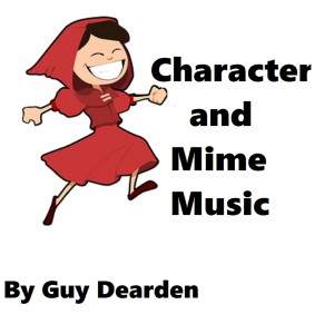 Character and Mime Music