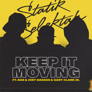Nas的專輯Keep It Moving
