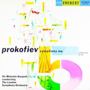Sir Malcolm Sargent的專輯Prokofiev: Symphony No. 5 (Transferred from the Original Everest Records Master Tapes)