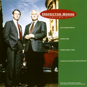 Inspector Morse Volume II Original Soundtrack 1992 Barrington Pheloung