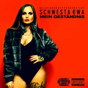 Album Mein Geständnis from Schwesta Ewa