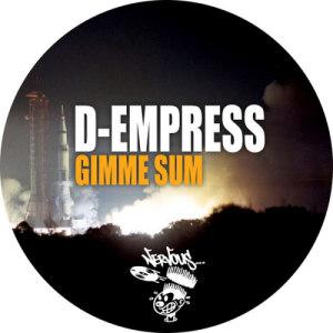 Album Gimme Sum from D-Empress