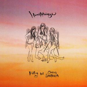 Album Heartstrings (feat. Santana) from Felly