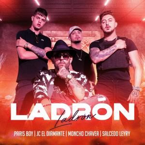 Album Ladrón from Paris Boy
